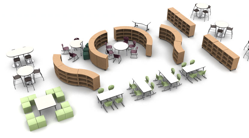 Library-media-center-layout
