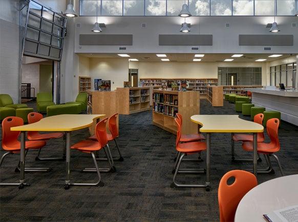 Media-center-library