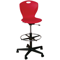 Swivel-stool