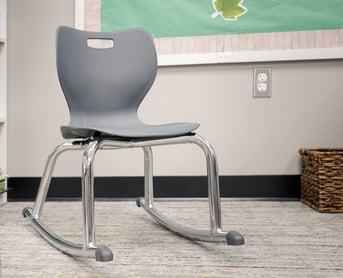 alphabet rocker chair